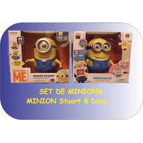 Original Despicable Me - Minion Stuart/minion Dave
