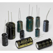 Capacitor Electrolitico 3300x6.3v 105ºx5u Pc Mother High Tec