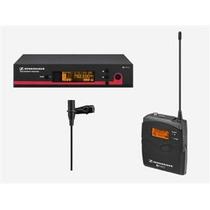 Sennheiser Ew-112 G3 Microfono Inalambrico Corbatero En Uhf