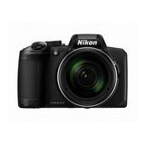 Nikon Coolpix B600 Compacta Avanzada Color Negro