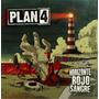 Plan 4 Horizonte Rojo Sangre Cd Nuevo Sellado Novedad
