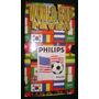 Mundial Futbol Estados Unidos 1994 Video Vhs Previas Memoria