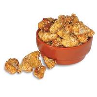 Castanhas de Caju Caramelizadas com Gergelim 250g - Mucuripe