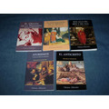 Lote X 5 Libros Friedrich Nietzsche - Nuevos