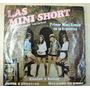 Las Mini Short Cantar Y Bailar Junto Vinilo Simple C/ Tapa