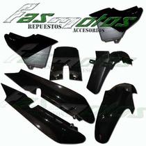 Kit Plasticos Yamaha Ybr 125 Super Completo Solo Fas Motos!!
