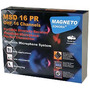 Magneto Sonora Msd-16/pr Ht Microfono De Mano, Camara