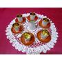 Juego De Cafe Porcelana Verbano 5 Pers. + Lechera Oro-198f