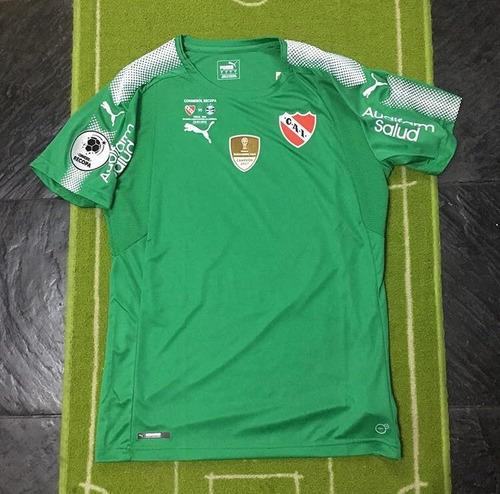 a6f58b1626 Camiseta Arquero Independiente 2018 Recopa Ida  25 Campaña -   3499 ...