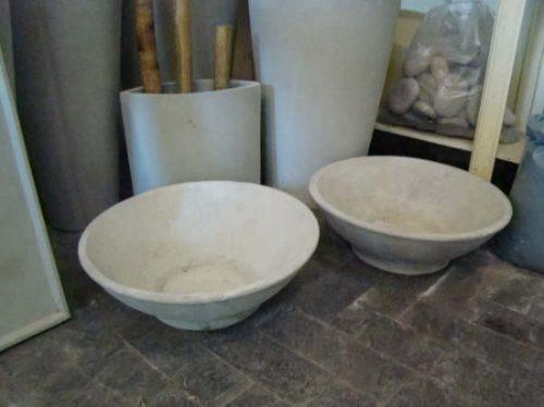 Maceta paila 48 cms fibrocemento plantas acuaticas 253 for Cuanto sale hacer una pileta de material 2016