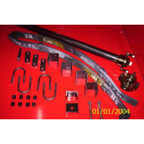 Eje Y Kit De Suspension De 650 Kg Para Trailers Y Batanes