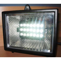 Reflector 36 Led Alto Brillo 12 Volts Bajo Consumo P/batería