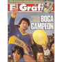 El Gráfico 3742 B-boca Campeon/diego Latorre-batistuta/bubka