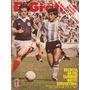 El Gráfico 3113 C-escocia 1 Argentina 3/maradona/leonard-box