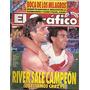 El Gráfico 3884 H- Maradona En Cancha De Boca/ Passarella