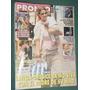 Revista Pronto 491 Messi Mario Sanchez Maradona Charly Garci