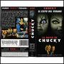 La Novia De Chucky,,,terror...vhs