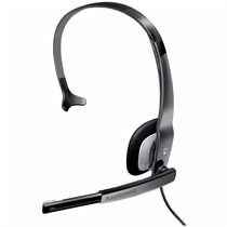 Headset Auricular Plantronics Audio 610 Usb Vincha Monoaural