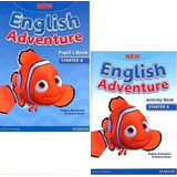 New English Adventure Starter A - Pupil´s And Activity Book