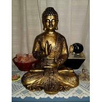 Estatua De Buda, Meditación, Abundancia, Sabiduría