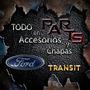 Paragolpe Trasero Centro 97/00 Ford Transit Y Mas...