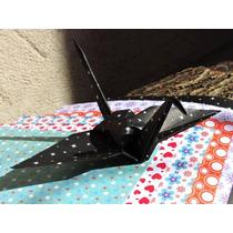 Grullas De Papel - Origami / Souvenir Decoración