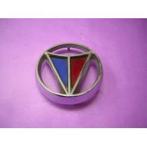 Valiant 3-insignia Escudo Valiant Redondo De Capot