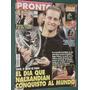 Revista Pronto 486 Nalbandian Oreiro Cacho Castaña Cuggini