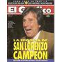 El Gráfico 3951 A- Bambino Veira-san Lorenzo Campeon/ Miele