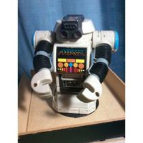 Excelente Robot Retro Vintage Hong Kong 1984 Cbs Toys