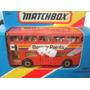 Matchbox Nro 17 Micro London (2 Pisos) (caballito)