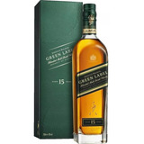 Whisky Johnny Walker Green Label Blend Malt 15 Envio Gratis