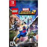 Lego Marvel Super Heroes 2 Fisico Nintendo Switch Dakmor