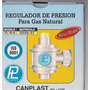 Regulador De Gas 10m3 4 Bar Con Flexible