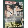 Revista Pronto 603 Spinetta Botana Luis Luque Carrozzo Mores