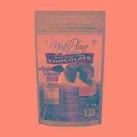 Bolo de Chocolate Integral Sem Glúten - 400g - NutriPleno