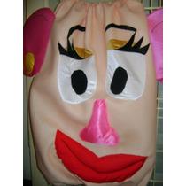 Disffraz De La Sra. Cara De Papa Toy Story