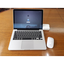 Macbook Pro A1425 + Regalo Mouse Inalambrico Apple A1657