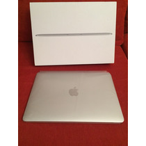 Macbook Silver 12 Retina 256gb Modelo A1534 8gb Ram