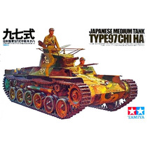 Maqueta Para Armar Chi Ha Tanque Japones Tamiya 35075