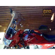 Parabrisas Honda Storm 125 Elevado-tonalizado-curtain!fas!!