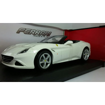 Autd Escala1:18 Ferrari California Burago Milouhobbies Af018
