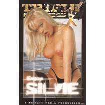 Enjoy Silvie Vhs Silvia Saint Triple X Files Porno Original