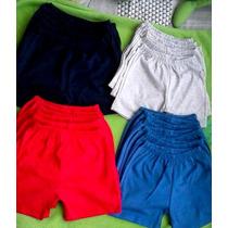 Pack De 3 Short Nenes Niños De Algodon Talle 4 O 6