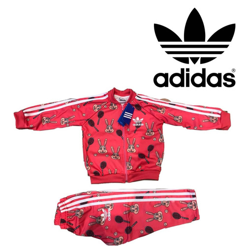 6e8f11521bb053 Conjunto adidas Niño Mini Rodini Campera Y Pantalon en venta en ...