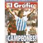 El Gráfico 3848 B-argentina Campeon America/ariel Sconochini