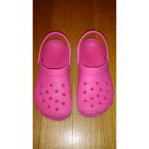 Crocs Fuxia Originales, Kids
