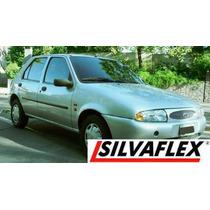 Moldura Lateral Ford Fiesta 98 / 99 Clx 3 Y 5 Pts. Baguetas
