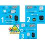 Rasti Kit Accesorios Complementos Armado 1,2,3,4,5,6,8,9,10