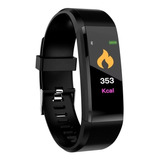 Smart Band 115 Plus Anti Perdida Cardio Podometro Bluetooth